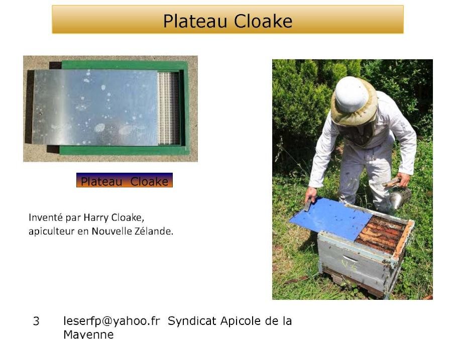 Methode Elevage Cloacke